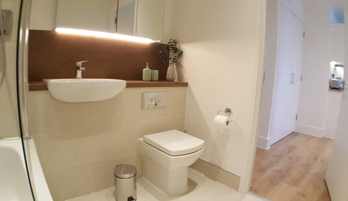 Reading City Centre Apartment